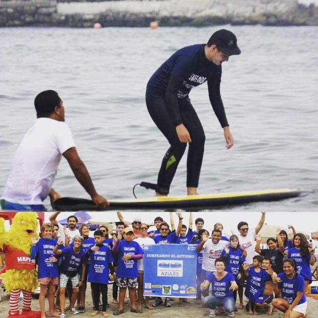 [Video] Surfeando el Autismo
