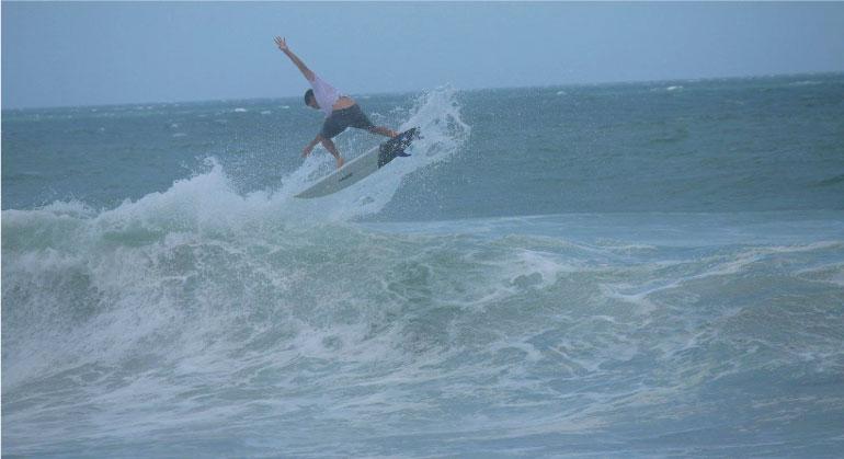 TESTING EXPERIENCE: Muze Surfboards y su evolución del shape room a la práctica