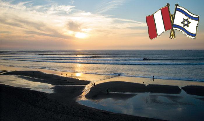 Surfistas de Israel promocionan al Perú como el mejor destino para la práctica del surfing