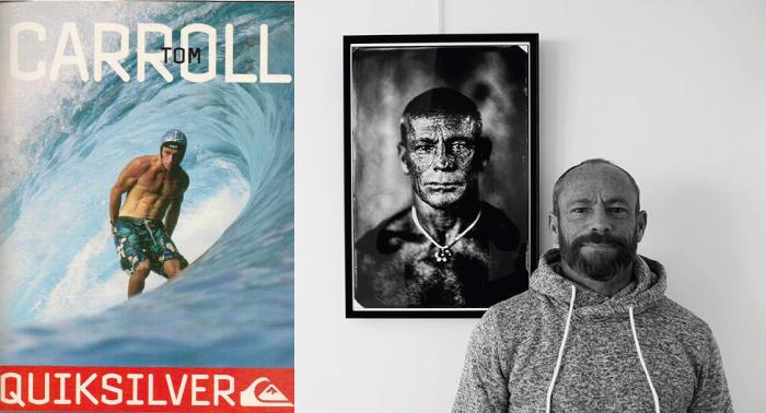 "Tom ""Thunder Thights"" Carroll, una leyenda del surfing mundial"