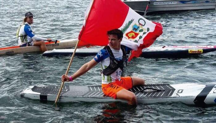 Dinamarca: Octavo lugar para Itzel Delgado en Sprint Race
