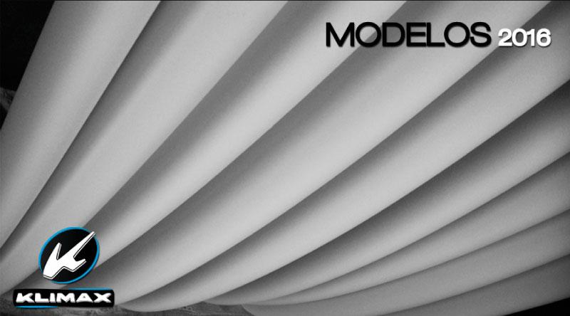 Klimax Surfboards presenta sus nuevos modelos 2016