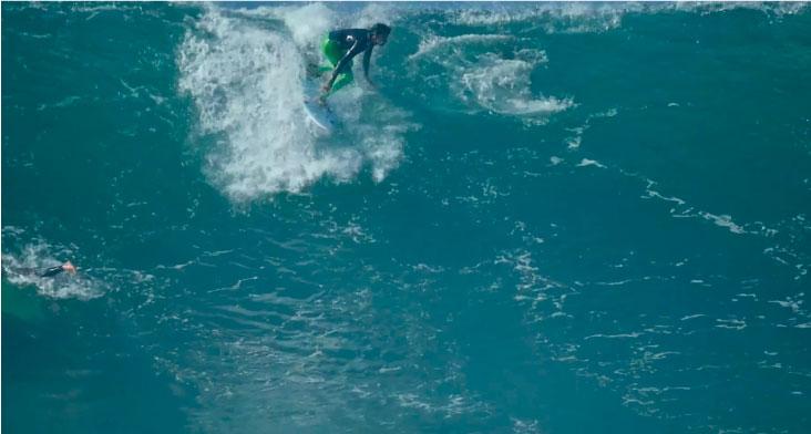 Esta es la mezcla más cercana de SURF/COLDPLAY que encontrarás el día de hoy