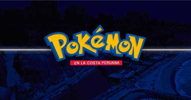 Estos son los Pokemones marinos que podrás encontrar en las playas del Perú