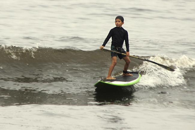 Cuál es la mejor edad para surfear en un niño?