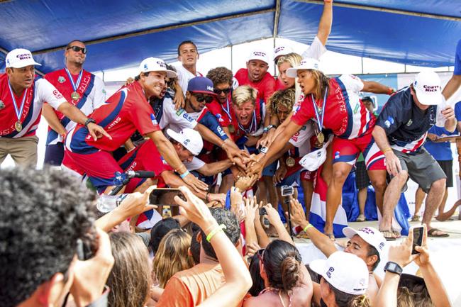 La ISA confirmó que el mundial de surf volverá a Costa Rica