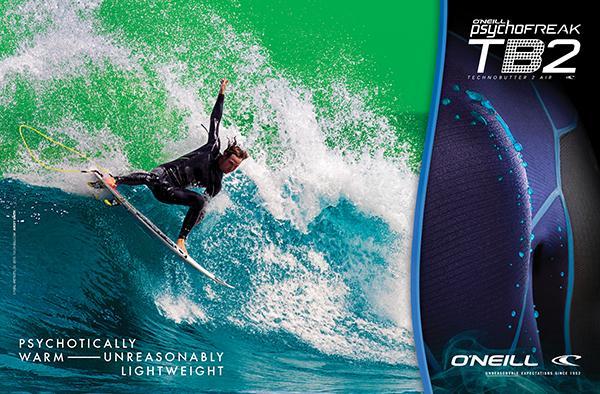 NDUSTRIA] Llegó la más alta tecnología en wetsuits Unreasonable Technology, Techo Butter 2 Air