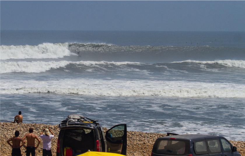 Pacasmayo será sede de la segunda fecha del Circuito Profesional de Surfistas del Perú