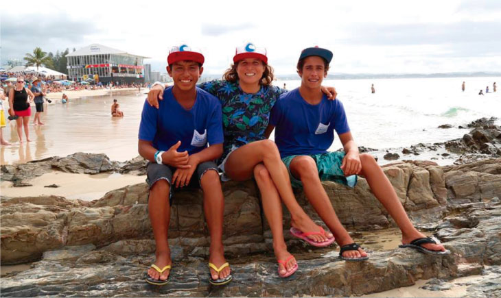 Resumen final del último trip de Andrés De La Cruz y José Antonio Espejo a Australia