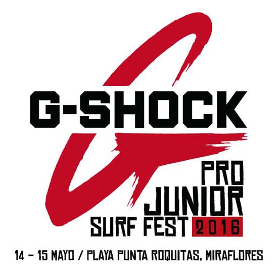 Atentos al G-Shock Pro Junior Fest