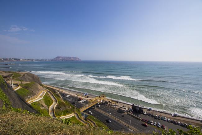 Costa Verde necesita atención urgente en sus playas y vías