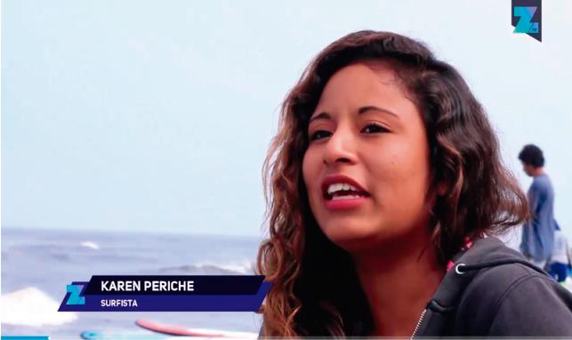 Olas que cambian vidas: Esta es la historia de Karen Periche