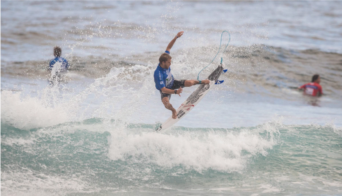 WQS Portugal: Azores Pro continúa hoy sin peruanos