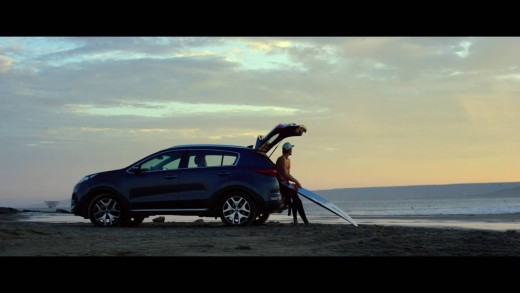 [VIDEO] Sportage X Adventure / Imagine your own journey