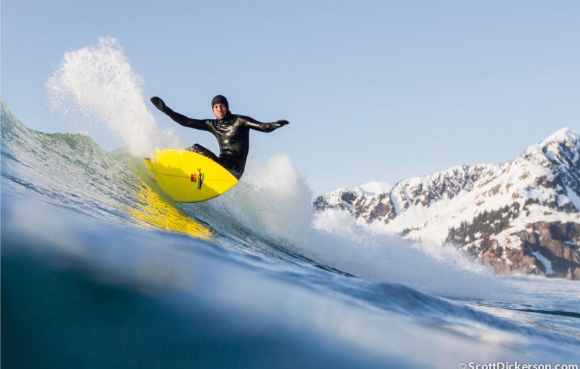 Industria: Los wetsuits sin neopreno de Patagonia