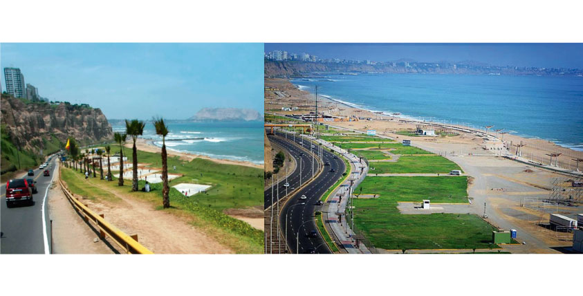 Magdalena construirá una playa artificial en la Costa Verde