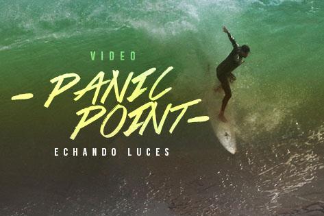 [VIDEO] Panic Point echando luces