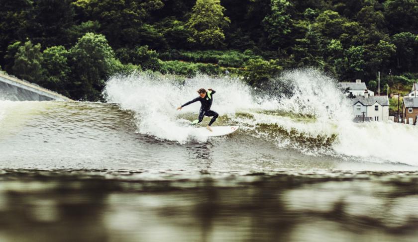 Las olas artificiales invaden el mundo
