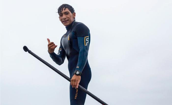 Cajamarquino William Pérez se lleva el mundial de Windsurf en Pacasmayo