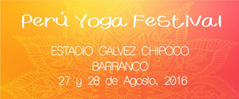En agosto se desarrollará el primer festival de Yoga en Perú