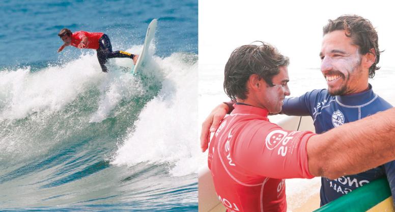 Piccolo Clemente subcampeón en Portugal
