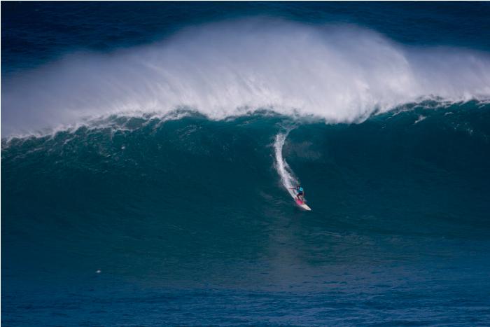Feliz día Charger: Gabriel Villarán y sus 32 años sobre las olas