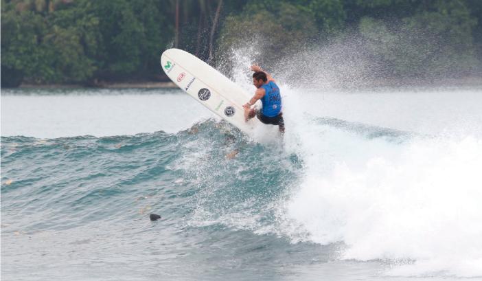 Piccolo Clemente convocado al nuevo invitacional de longboard en California