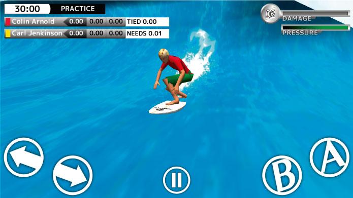 5 curiosas apps de surf para pasar el rato