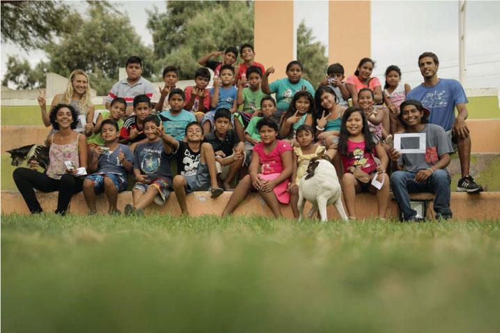 Mi Primer Festival en Máncora: un evento para acercar a los niños al cine y a la fotografía