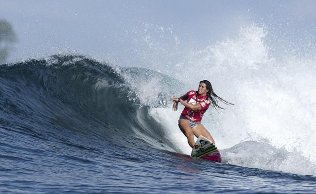 Dominic Barona hace historia en Los Cabos Open of Surf