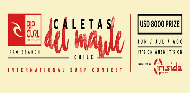Guille Satt recorrió caletas del Maule en búsqueda de olas perfectas