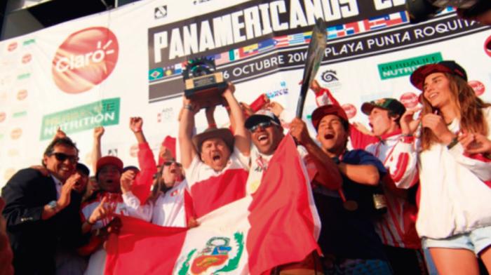 ¿Quiénes podrán representar al surf en los juegos Panamericanos de Lima 2019?