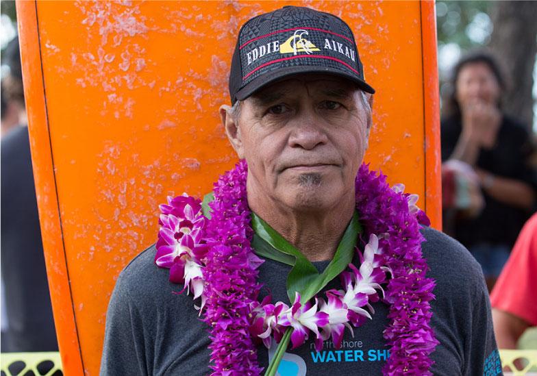 Clyde Aikau, el espíritu de un surfer sexagenario