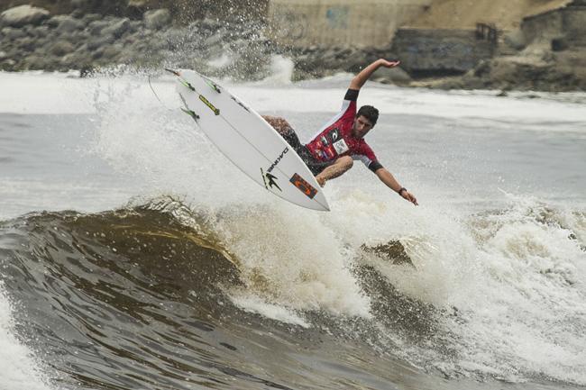 Lo mejor del surf latinoamericano nuevamente en Perú