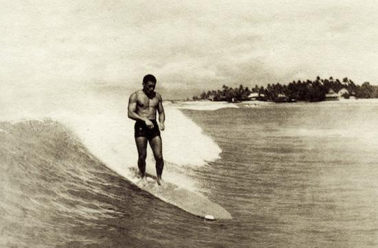 Le damos un eterno adiós al último de los Waikiki Boys, descansa en Paz Rabbit Kekai