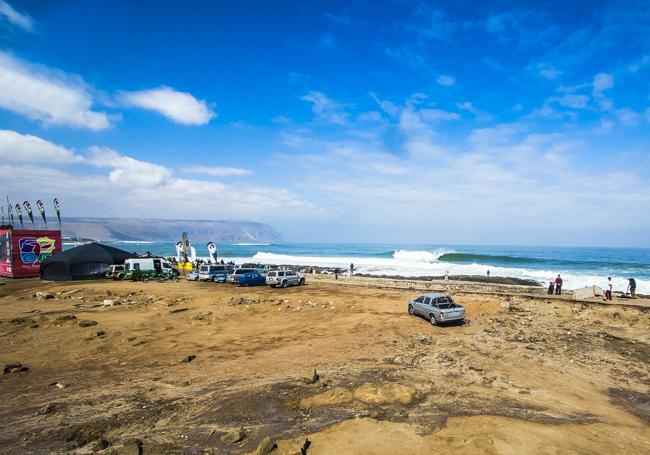 Por ahora estos son los peruanos que estarían en el Maui and Sons Arica Pro