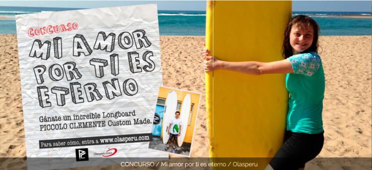 Conoce al ganador del longboard customizado PICCOLO CLEMENTE