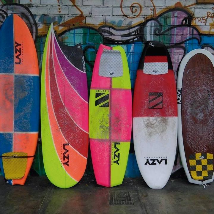 Lazy Surfboards analiza este clip de Ryan Burch y sus tablas asimétricas
