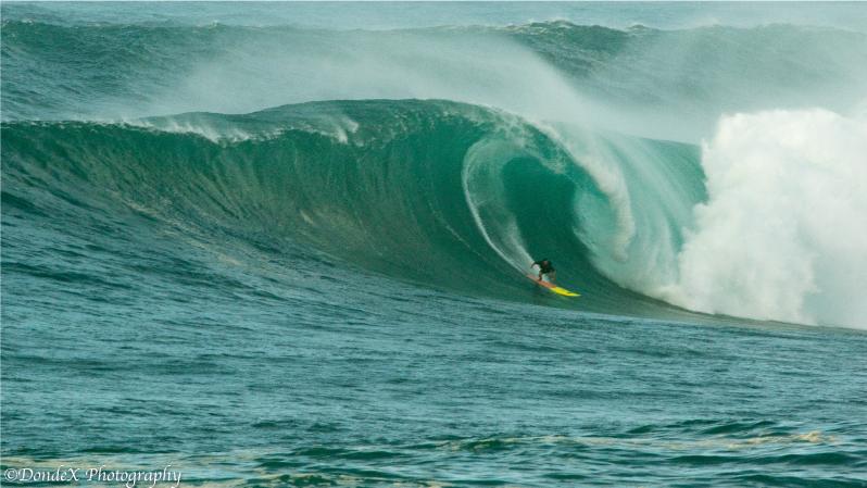 Entrevista: Sebastián Correa y su temporada gigante en Hawaii