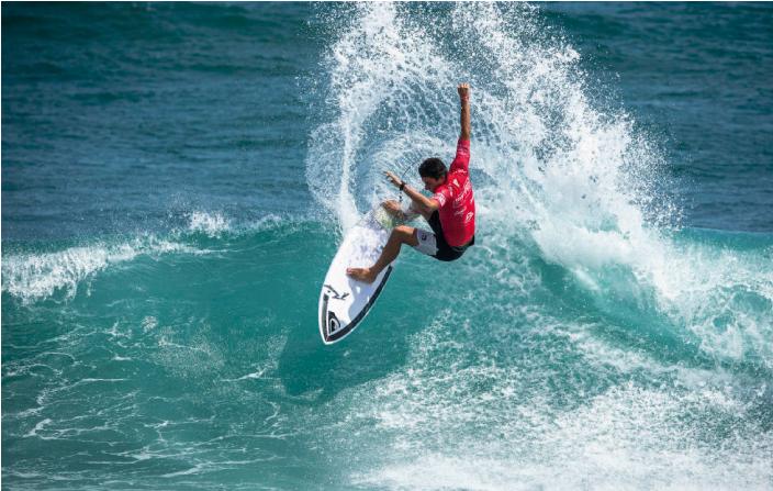 Lucca Mesinas avanza a cuarta ronda en Acapulco