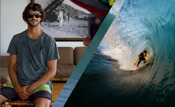 Conectados Surf Series: Álvaro y Vania