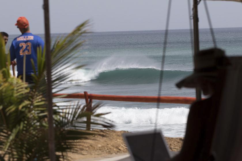 Movimiento olímpico de Centroamérica da la bienvenida al surf