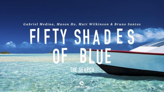 Fifty Shades of Blue, la última producción de Rip Curl que realmente te soprenderá