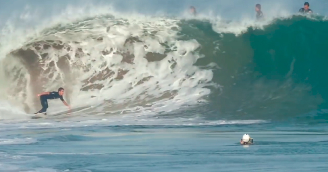 El día que las marcas se pusieron la camiseta por nuestras olas