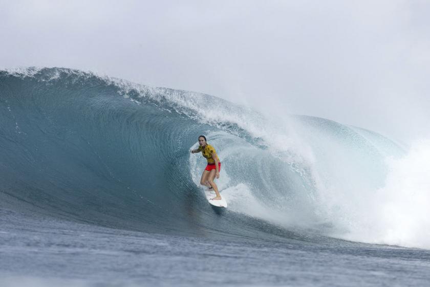 Ya va quedando: Series del Roxy Pro Gold Coast 2016