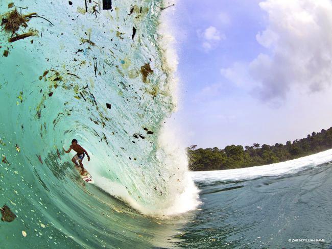 Oneill recicla más 200 mil botellas de plástico de los océanos para su nueva línea de ropa