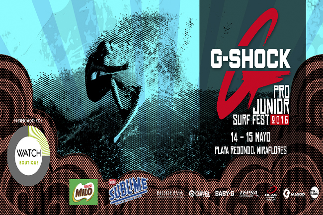 Highlights del G-Shock Junior Pro Surf Fest