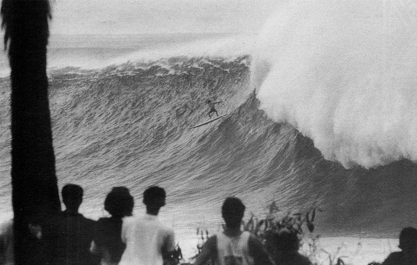 Adiós a una leyenda de olas grandes: falleció Brock Little