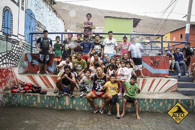 Olas que cambian vidas: Proyecto Alto Perú