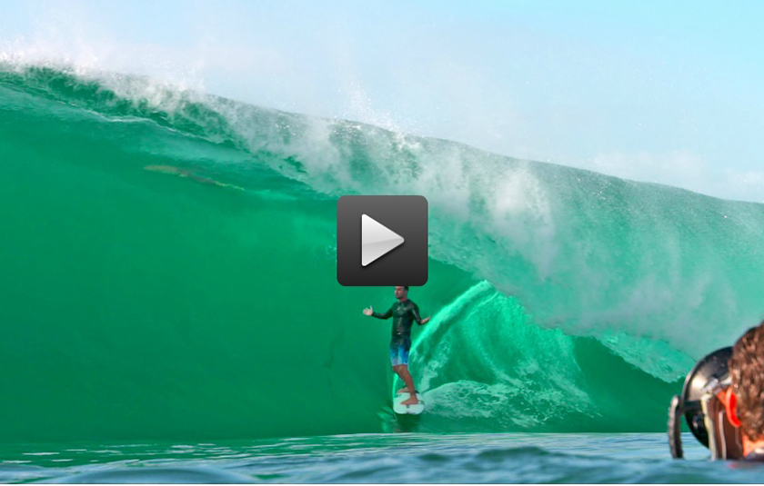 Video: Fanno y Parko en su slab secreto